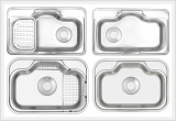 Stainless Steel Sink and Accessories - High Quality Sink