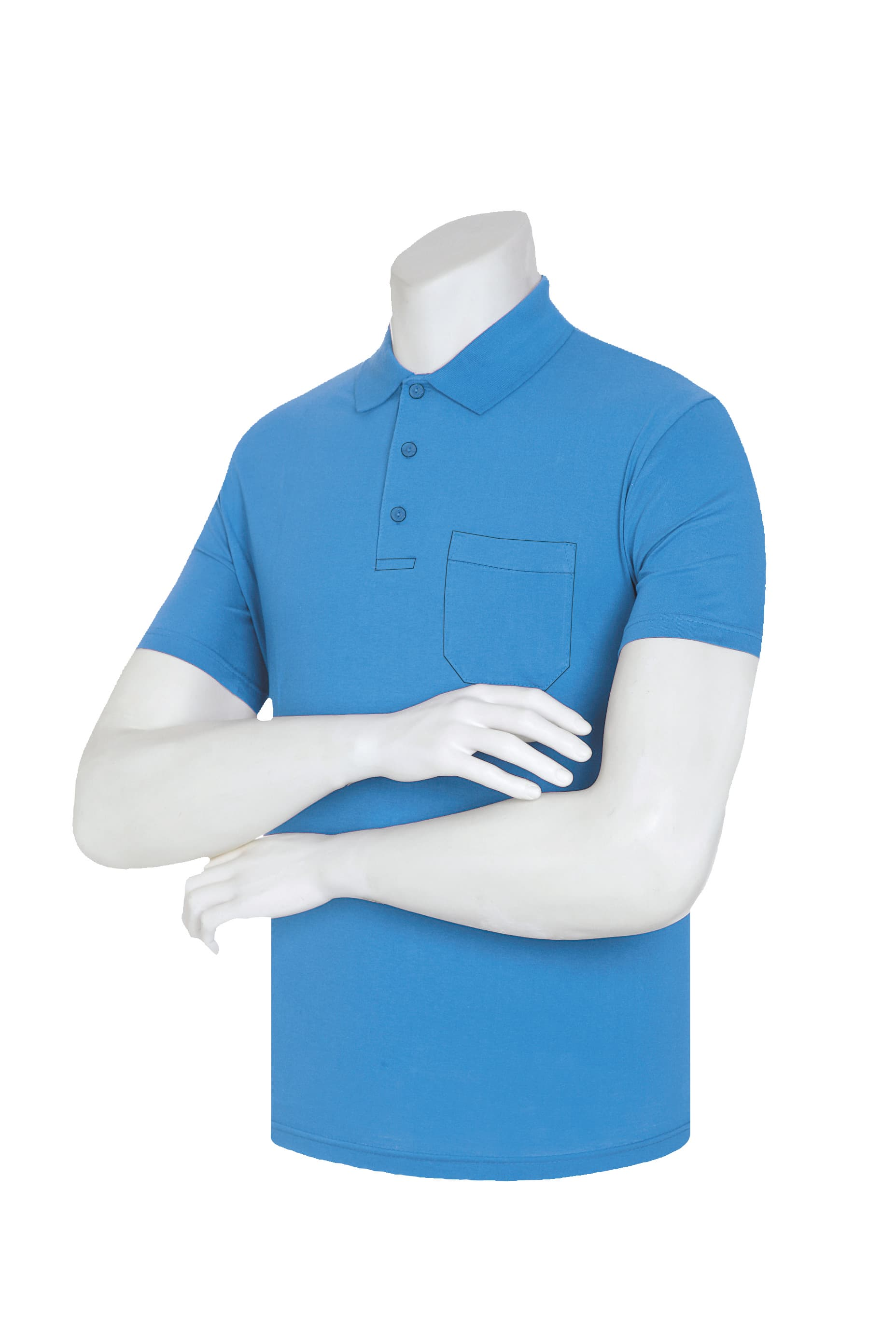 Polo Shirt_ T Shirt_ 220GSM_ Coolar T shirt_ pique_ fabric