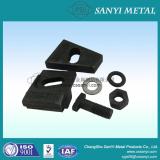 Gantrex rail clamp crane rail calmp rail clip