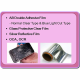 AB Double Adhesive Film_ OCA_Optical Clear Adhesive_