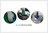 NBR Palm Coated Gloves