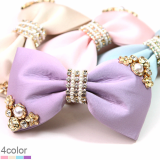 Pastel Ribbon barrette