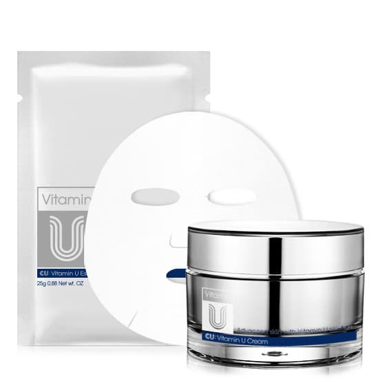 CU- Vitamin U Essence Soothing Mask