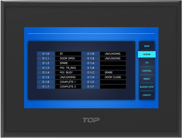 _M2I Corporation_ TOPRW0500WD_ HMI_ TOUCH PANEL_ QUAD_CORE