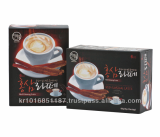KOREAN RED GINSENG LATTE