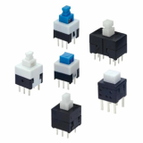 5.8mm,7mm,8mm,8.5mm Square Type Puah Switch