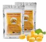 Golden Cocoon Modeling Mask Pack