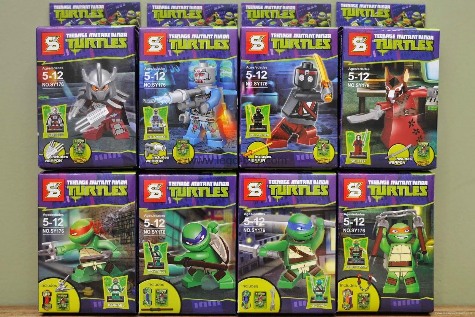 Lego Teenage Ninja Turtles Toys : Lego teenage mutant ninja turtles buy com from bpk