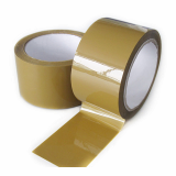 Bopp tape with rubber adhesive