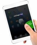 AFP screen protector for apple tablet
