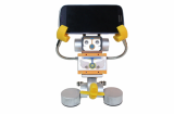 Metallic ROBO smart phone holder