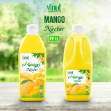 1L Bottle Mango Juice Drink Nectar