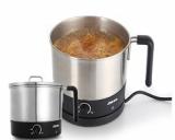 Convenient electric pot for making noodle