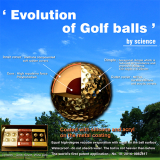 Color Golf Ball