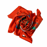 Scarf-redfont
