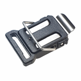 On_Touch Rail Sliding Lock Functional Buckle _Plastics_