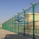 easy installation security  wire mesh fence