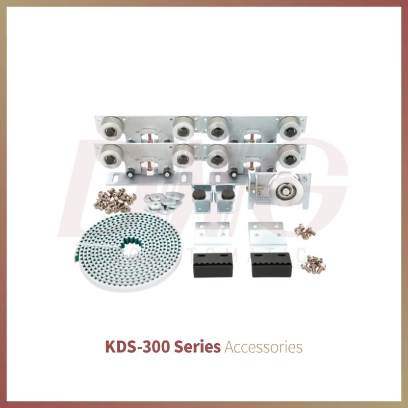 DNG AUTOMATIC KDS300 series accessories