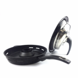 Convection Frying Pan Roasting BBQ Grill Oven