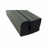 China Closed Cell Sponge Rubber Weatherstrip