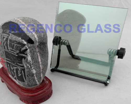 Soft Coating Reflective Glass