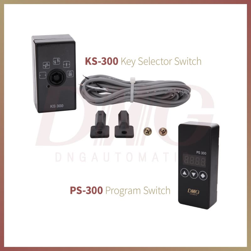 DNGAUTOMATIC KS300 PS300