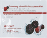 Anti-wrinkle black Raspberry mask pack