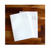 2015 A5 Monthly Planner