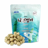 BEBECOOK WISE MOM RICE SNACK SEAFOOD FLAVOR