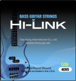 Electric Guitar Bass Strings