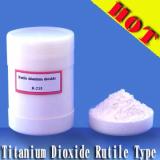 Titanium dioxide in gum