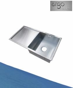 304 Handmade Kitchen Sinks Cheap Manufacturer in China from Argo ...