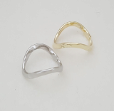 Fashion jewelry_ Fashion ring_ brass ring
