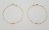 Fashion jewelry_ Fasion earrings_ Hoop earrings