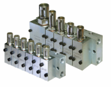 Dual-line Modular Metering Valves (DM Series)