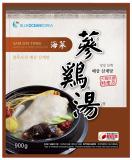 Sea Cucumber SAMGYETANG, JEJU BLUEOCEAN KOREA