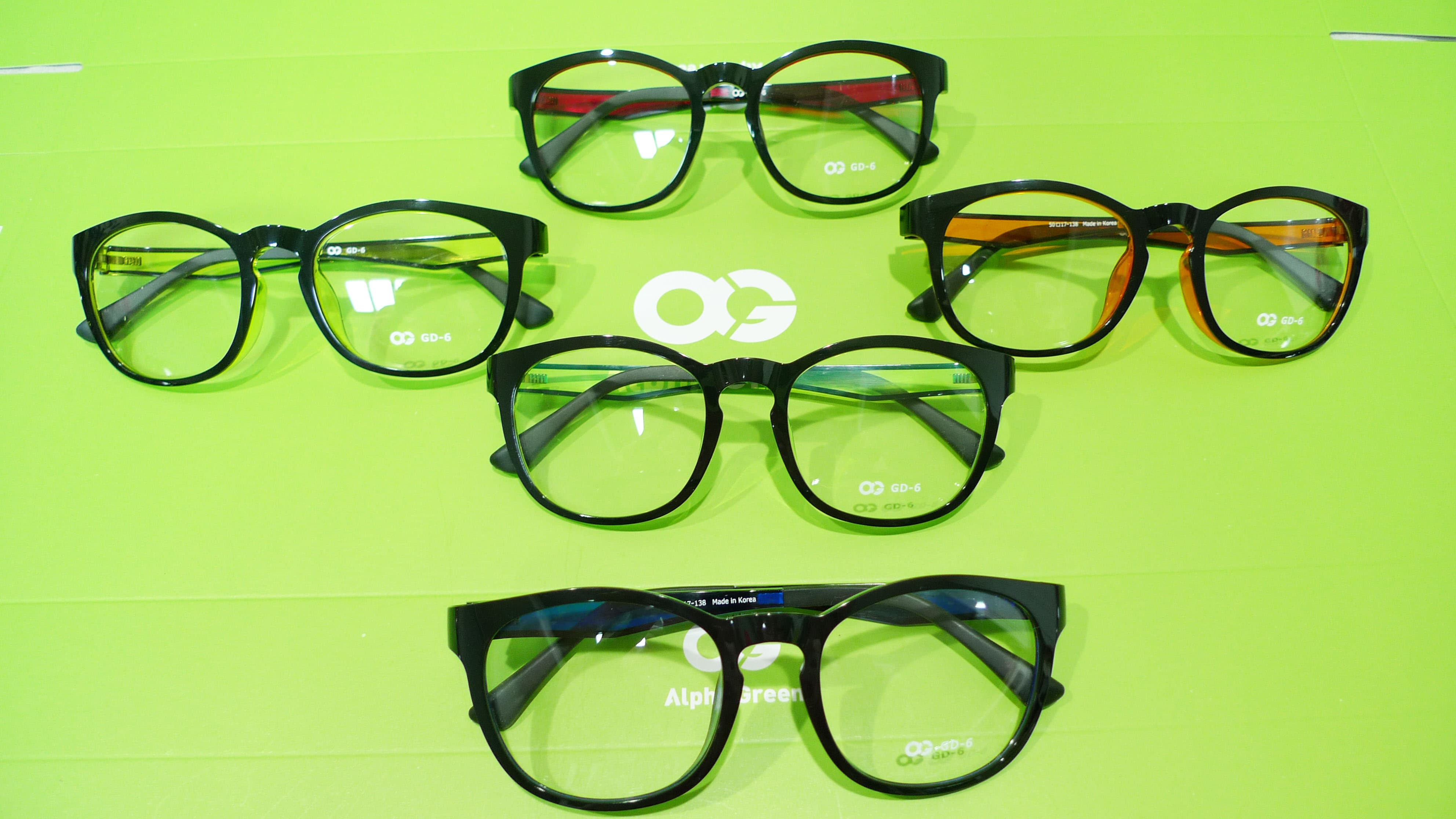 Spectacle frames GD_6