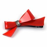 [ Rena Chris]  Cuny Ribbon hair clamp