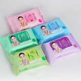 Facial cleansing tissue(makeup remover)
