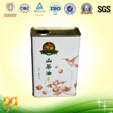 Chinese Tea Tree  Oil Tin Cans