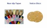 Velcro Disk & Non-Slip tape
