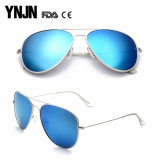 trendy vintage custom polarised glasses sunglasses man