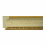 polystyrene picture frame moulding - 755 Ivory