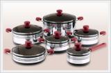 Hard Anodized Aluminum Cookware