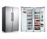 Upright Refrigerator and Freezer