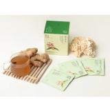 Blossom mushroom Ginger tea