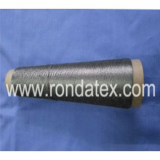 Stainless steel metallic conductive yarn