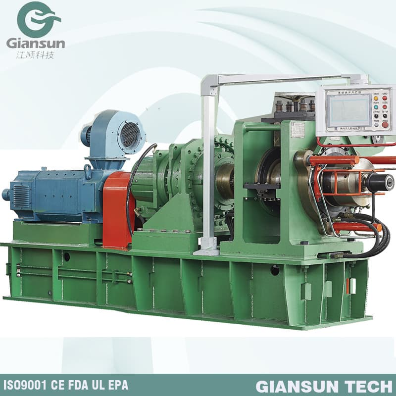 continuous copper extrusion press brass extrusion machine