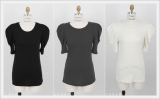 Round Neckline Top[Villet Co., Ltd.]