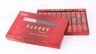 Korean Fermented and Honeyed  Red Ginseng